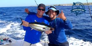 Full Day Tour Fishing In Los Frailes Island Packages